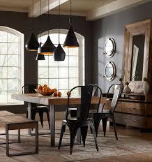 industrial dining room home interior design ideas