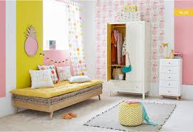 chambre de fille chambre fille déco styles inspiration maisons du monde