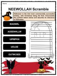 halloween facts information u0026 worksheets teacher resources