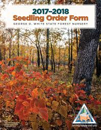 missouri native plant nursery buy native trees and shrubs from mdc state forest nursery
