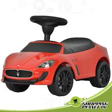 maserati price kids maserati push car available for sale in pakistan with low price