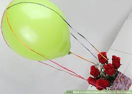 4 ways to create unique party balloon decorations wikihow