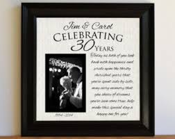 anniversary gift for parents beautiful 30th wedding anniversary gift b17 on images collection