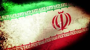 National Flag Iran Iran Flag Waving Grunge Look Lizenzfreie Stock Videos Und Clips