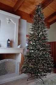 small lit tree mini lighted led as