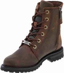 motorbike boots brown harley davidson women u0027s sylewood 6 25