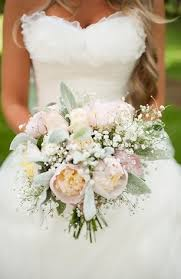 Shabby Chic Bridal Bouquet by Picked From The Garden 7 Bouquets Filled With Dreamy Blooms