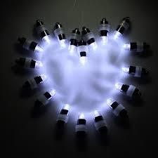 100pcs lot waterproof led balloon light wedding party mini light