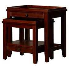 tray top end table 30 different types of end tables buying guide