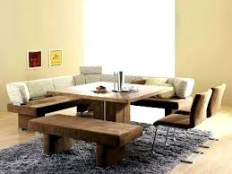 leather corner bench dining table set smart corner dining bench shown brown leather furniture breakfast