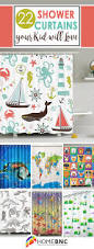 Childrens Shower Curtains by 22 Best Kid U0027s Shower Curtain Ideas For 2017