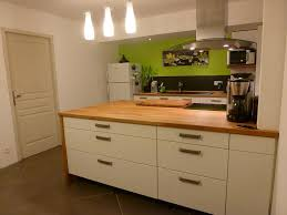 refaire cuisine marvelous refaire cuisine en bois 3 la cuisine pour commencer