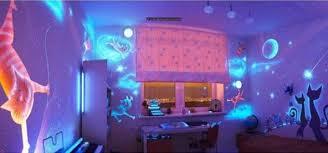 d馗orer les murs de sa chambre une peinture phosphorescente pour décorer sa chambre paperblog