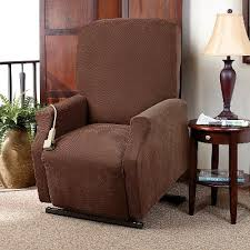 Stretch Slipcovers For Recliners Recliner Slipcovers Target
