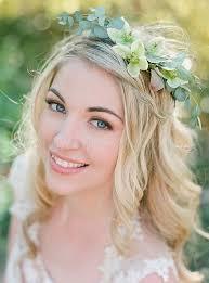 hair flower floral hair pieces for brides floral hair wreath for brides