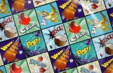 comic wrapping paper comic book heroes wrapping paper ebay