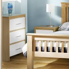 White Painted Bedroom Furniture White And Wood Bedroom Painted Furniture Capri White Painted Wood