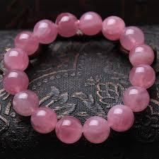 rose quartz crystal bracelet images Jelly powder madagascar rose quartz pink crystal bracelet ultimate jpg
