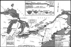 St Lawrence River Map File Great Lakes And St Lawrence Seaway Map 1959 Png Wikimedia