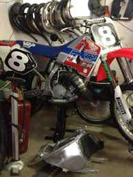 mad 4 motocross 1990 vrp mugen 125 rebuilt old moto motocross forums