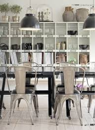 the rustic industrial dining room lamps plus