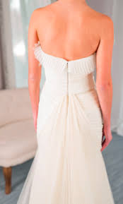 rent a dress for a wedding vera wang hayden for rent or sale 1 220 size 0 used wedding