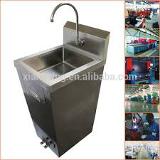 foot pedal hand sink nsf approval stainless steel foot pedal hand wash sink hand sink