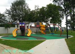 The Oval New Boardwalk U0026 Playground Opens At The Oval Seletar Aerospace