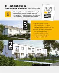 Schl Selfertiges Haus Kaufen Reihenhäuser Dorotheenhöhe Hilpoltstein Netter Bauart