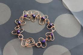 wire jewelry bracelet images Diy wire jewelry tutorial love links bracelet tutorial jpg