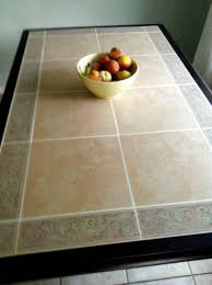tile top dining room tables tile top dining table tile designs