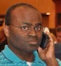 On The Phone Meme - black guy on phone blank template imgflip