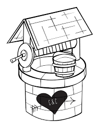 wedding wishes clipart wedding wishing well clipart clipartxtras
