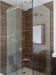 Shower Sliding Door Frameless Sliding Shower Doors And Enclosures