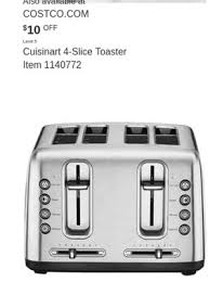 Toaster Costco Costco Usa Weekly Ad For Houston This Week Oct 26 2017 Nov 22