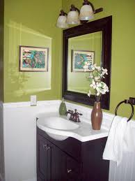 chocolate brown bathroom ideas colorful bathrooms from hgtv fans colorful bathroom hgtv and