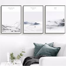 Nordic Home Compare Prices On Snow White Canvas Online Shopping Buy Low Price