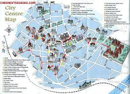map of vienna map of vienna tourist travel map travelquaz com