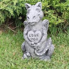 21 best pixie and home and garden ornaments images on