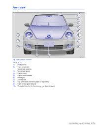 volkswagen beetle convertible 2013 3 g owners manual