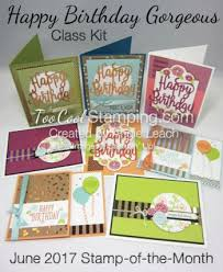 happy birthday gorgeous floral collage cards too cool stamping