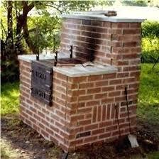 Backyard Smokers Plans Outdoor Brick Smokers U2013 Clandestino Co