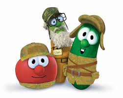 veggietales merry larry and the true light of christmas