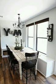 corner bench with dining table this could be perfect as a half