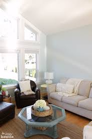 refreshing the living room with paint u0026 a great trick for