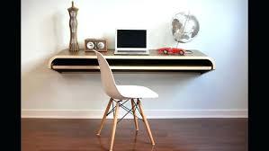 Fold Out Desk Diy Diy Wall Mounted Desk Homework Hideaway Wall Desk Tutorial
