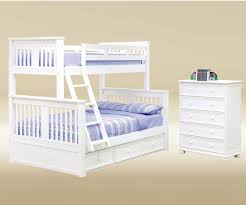 Bunk Beds Boston Boston Bunk Bed White Bedroom Furniture Beds