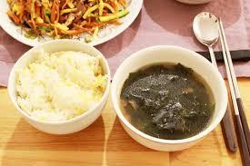 cuisine cor馥nne recette recette coréenne archives carnet coréen