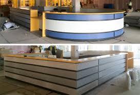 Bespoke Reception Desk Bespoke Reception Desk