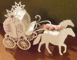 3d miniature carriage on craftsuprint designed by tina fitch